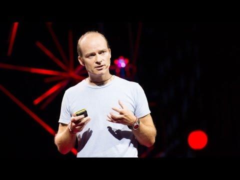 Let's crowdsource the world's goals - Jamie Drummond