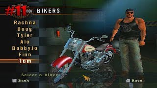 Harley-Davidson Race to the Rally 1986 Heritage Softail