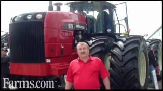 575 HP Versatile Tractor  Farms.com Videos