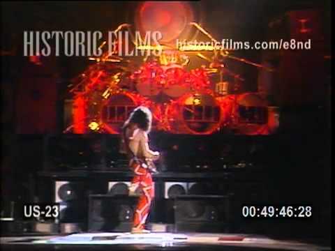 VAN HALEN  at US FESTIVAL 1983