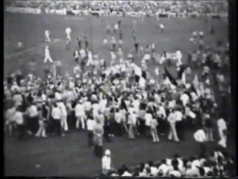 1973 Grand Final Glenelg versus North Adelaide (last 15 mins)