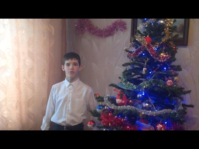 Изображение предпросмотра прочтения – ИванЛевичкин читает произведение «Сегодня будет рождество» М.Ю.Лермонтова