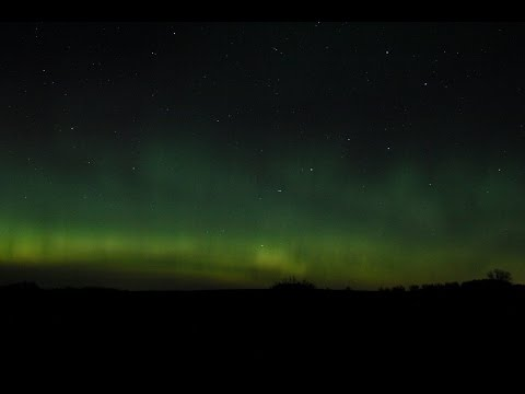 Aurora Borealis / Northern Lights - LIVE STREAM - Starbuck, MN