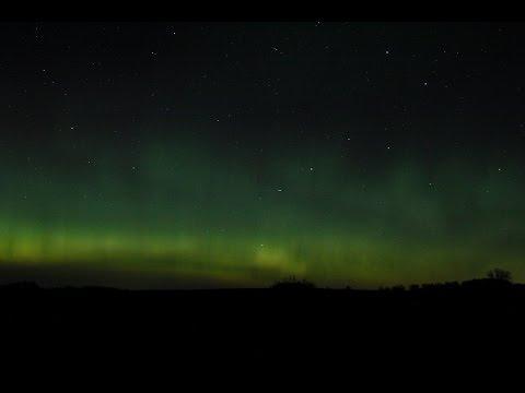Aurora Borealis / Northern Lights - LIVE STREAM - Starbuck, MN