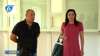 И.о. Министра юстиции ДНР Елена Радомская проинспектировала работу ЕРЦ г. Горловки