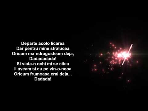 Dima feat. Amna - Cires de mai VERSURI/LYRICS