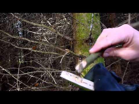 Bushcraft - Savon naturel 100% bio - 100% écolo - Survie