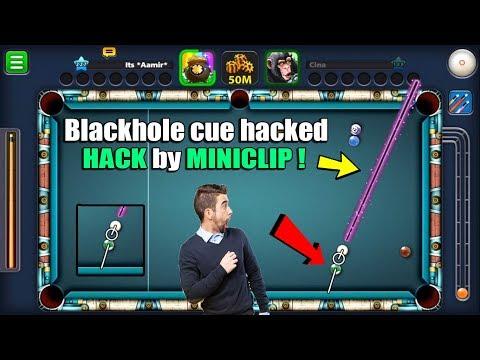 8 Ball Pool AIM HACK by Miniclip - AIM SMALL MAGIC  [Blackhole Cue Got Hacked] HELP!