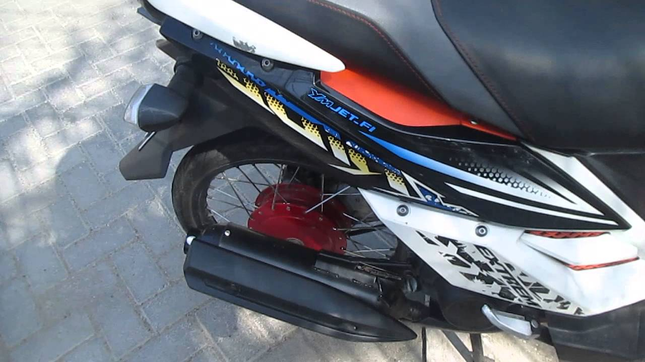 Yamaha X Ride 150cc With Kawahara Exaust Youtube Roller Mio 7 12 Gram