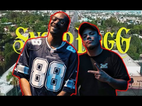 Tom Francis DOPE NZ Rapper! Snoop Dogg, Tom Francis - Hollywood Reaction And Background Story