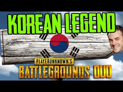 PUBG RANDOM DUO with KOREAN LEGEND | Most Kills Ever