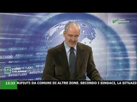 InfoStudio il telegiornale della Calabria notizie e approfondimenti - 20 Novembre 2019 ore ore 13.30