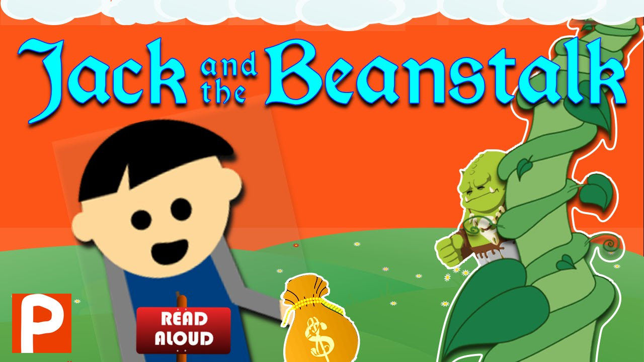 read aloud jack and the beanstalk video: short story book: stories ...