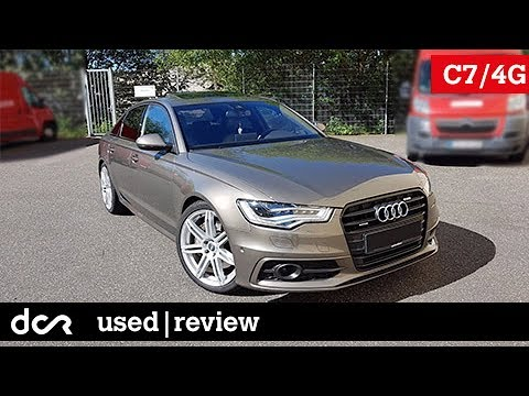 buying a used audi a6 c7 2011 buying advice with. Black Bedroom Furniture Sets. Home Design Ideas