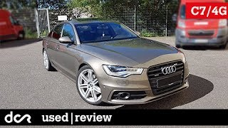 Buying a used Audi A6 C7 - 2011-, Buying advice with Common Issues