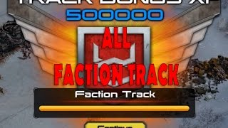 Repeat youtube video WAR COMMANDER - ROADKILL FACTION TRACK ALL