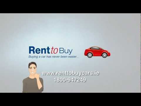 Rent To Buy Cars Explained