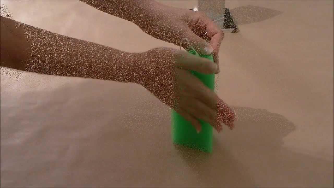 comment créer un bougie avec un moule métal - youtube