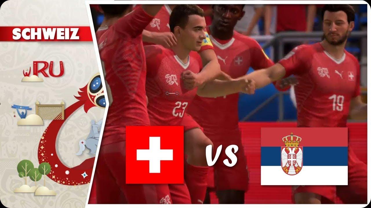 Schweiz Serbien Prognose