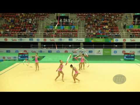 Republic of Korea (KOR) - 2016 Olympic Test Event, Rio (BRA) 5RI Qualifications