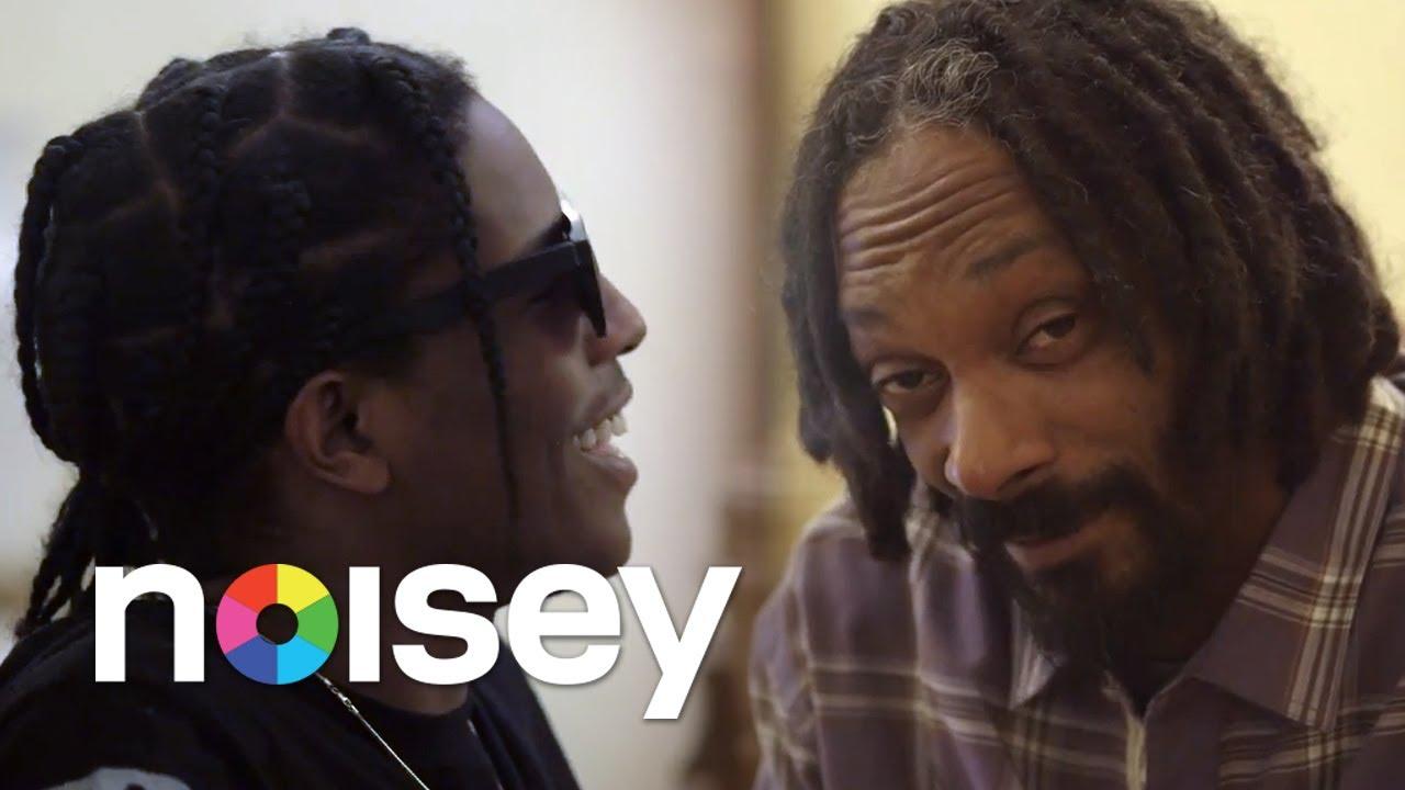 Snoop Lion X A$AP Rocky – Back & Forth – Ep. 20 Part 2/2