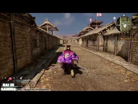 Dynasty Warriors 9 Dong Zhuo 2   Persuading Lu Bu!