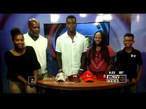 Amari Gainer commits to Florida State - (Credit WCTV)