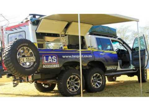 1998 Toyota Land Cruiser 100 Series 6x6 Extral Excel Auto For Sale