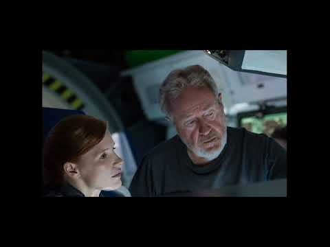 Creating Space: A Critical Study of Science Fiction Metteur-en-Scene Ridley Scott