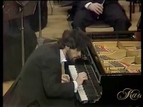 Pavel Nersessian. Tchaikovsky - The Piano Concerto No. 1. Dublin, 1992