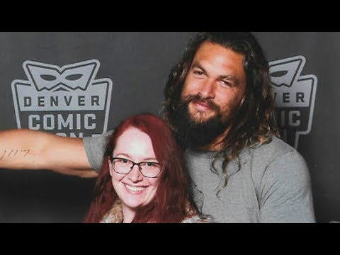 Photo With Jason Momoa Goes Viral For Hysterical Reason