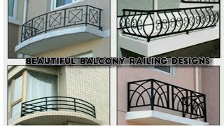 attractive Balcony railing designs for homes(part-2)