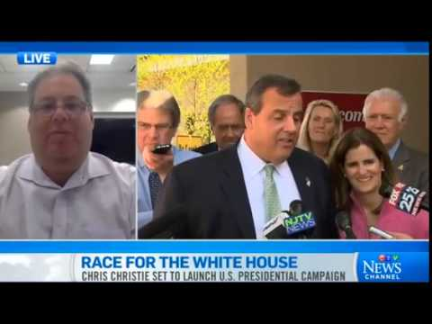 Chris Christie's Race for the White House