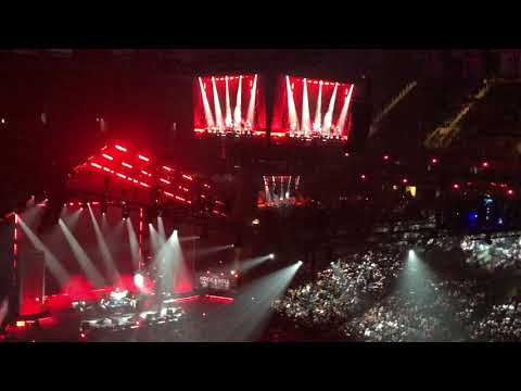 The Cure Lovesong and Just Like Heaven Rock and Roll Induction Ceremony Barclays 3/29/19