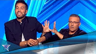 This MAGICIAN Will TRICK You With His HANDS TIED UP!   Auditions 5   Spain's Got Talent Season 5