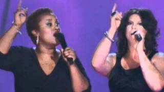 "Amber Bullock and Andrea Helms sing ""Moving Forward"" (Audio Only)"