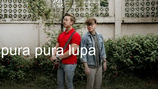 Download Mp3 Pura Pura Lupa - Mahen  Eclat Cover