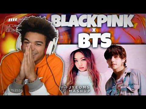 OMFG!!😱🔥 BLACKPINK & BTS (MASHUP) DDU - DU DDU-DU X FAKE LOVE