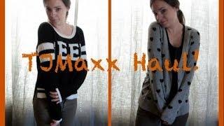 TJMaxx Haul! Oct 2013 Thumbnail
