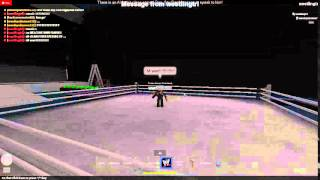 Roblox WWR Returns Ep.3 - Road To Wrestlemainia Gone Wild Part 1