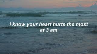 LANY - Hericane (lyrics)