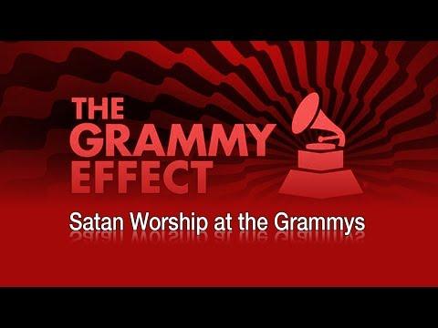 Satan Worship at the GRAMMYs