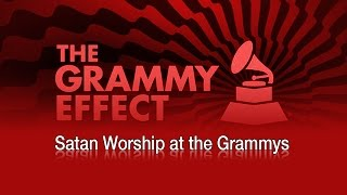 Satan Worship at the GRAMMYs