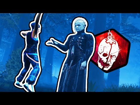 THE PINHEAD IN DEAD BY DAYLIGHT