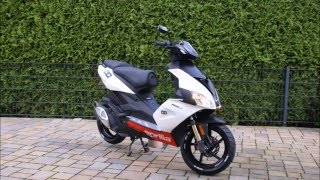 Tuning Story | Aprilia SR50R | Royal Scooterz