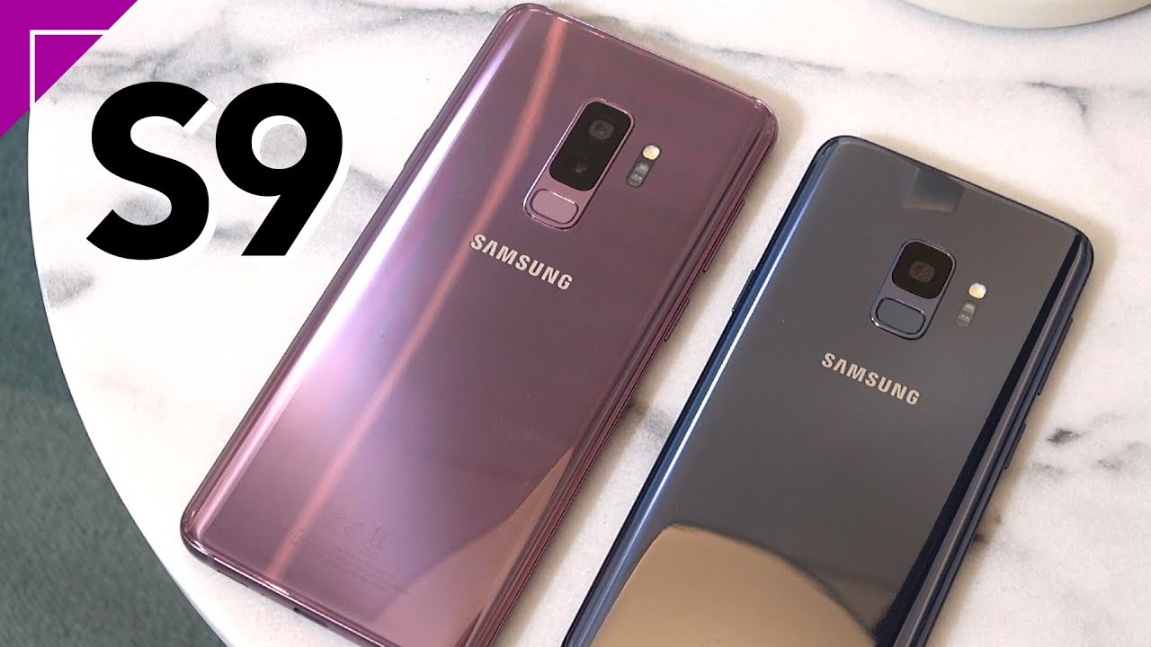 galaxy s9 s9 in depth hands on review youtube