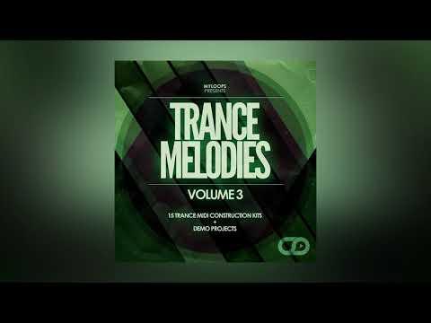 Trance Melodies Volume 3 MIDI Pack
