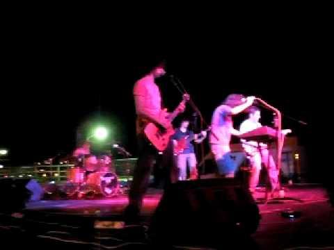 rock WORMED POTATOES Kavala Faliro Park 26-6-09 003.AVI