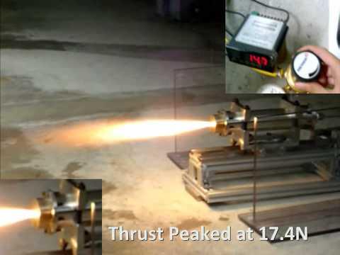 SPARK Hybrid Rocket Propulsion System