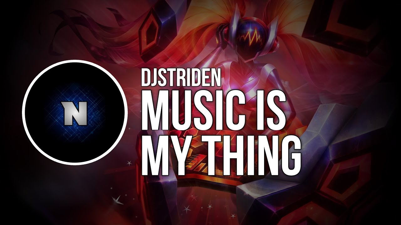 Electro] DJStriden - Music Is ...